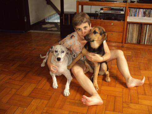 Theo, Monica e Isa