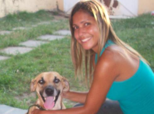 Bambina e a mamãe coruja Érica