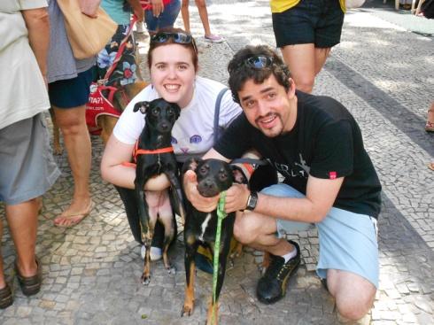 Jojo, Zack e seus pais