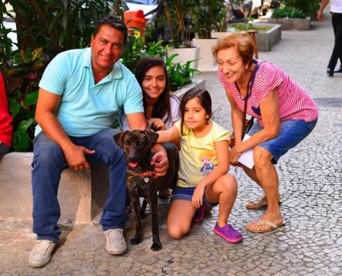 Maggie e sua família