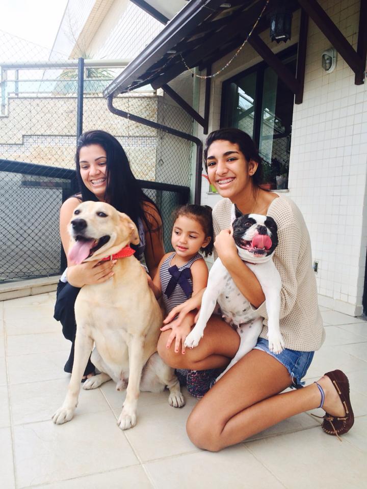 Ricardo e sua família
