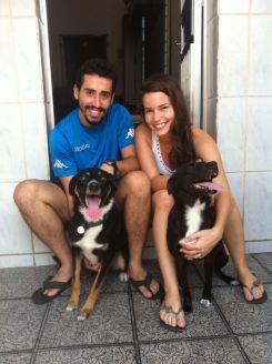 Hércules (ex-Tie) e sua família definitiva